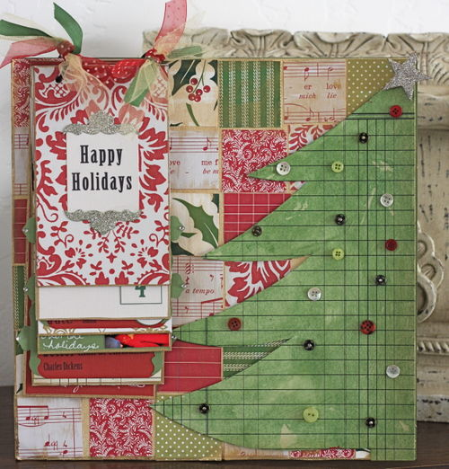 Christmas Countdown Canvas